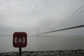 Views of Humber Bridge