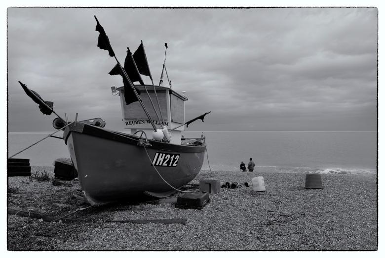 Aldeburgh Lobster fishing East Anglia