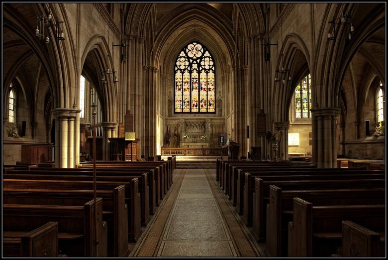 Wentworth Church Interior