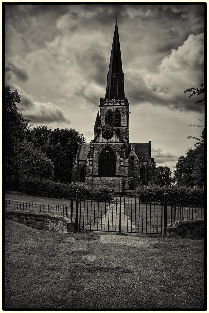 Wentworth Church Exterior