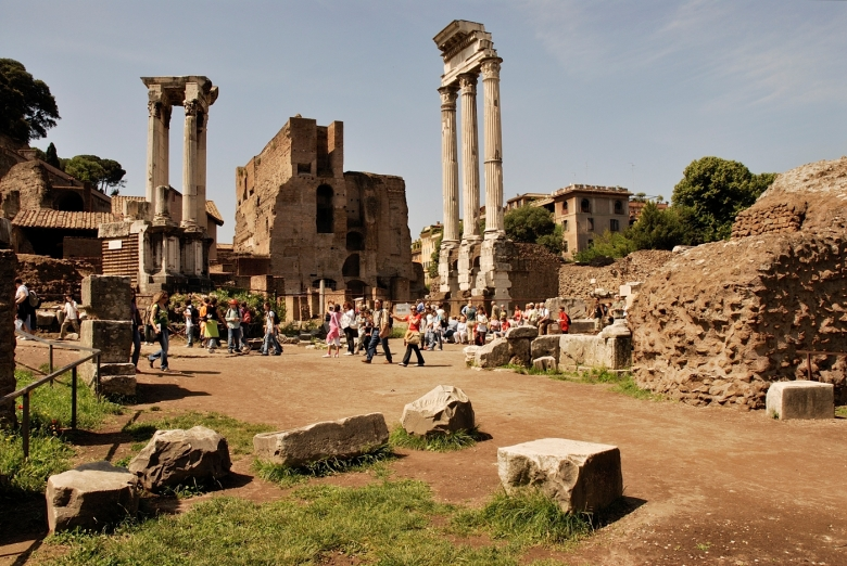 The City of Ancient Rome