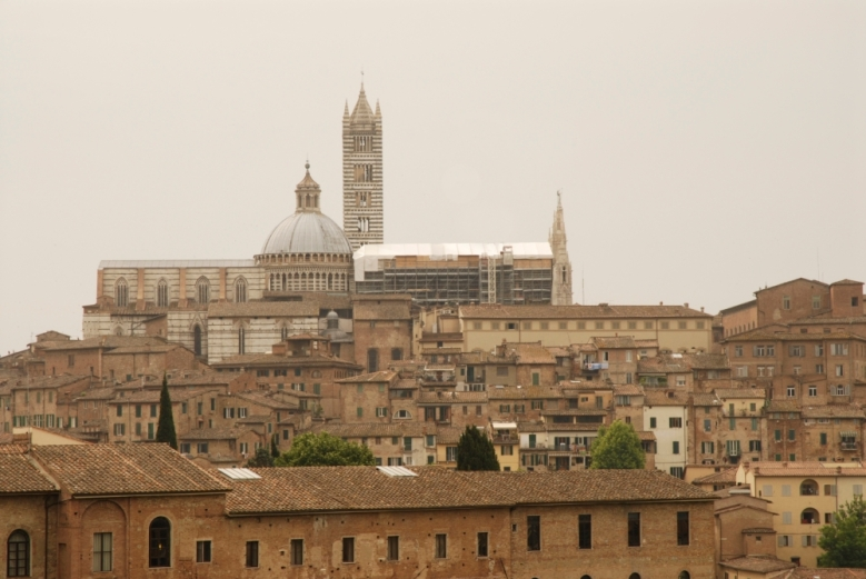 "Our first views of Siena Cathedral, ""Duomo, DI Siena"""