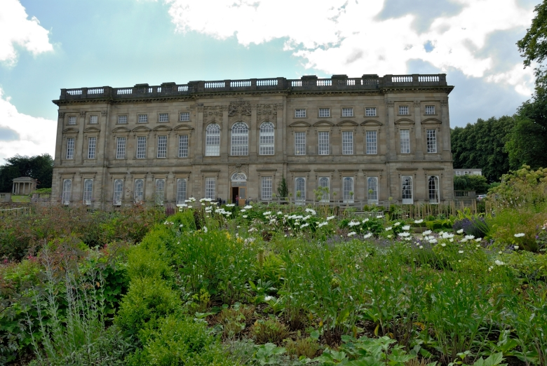 "Wentworth Castle is a grade I listed country house in the Romanesque Style, the former seat of the Earls of Stafford, at Stainborough, Barnsley, South Yorkshire, now home to ""Northern College of Community  & Residential education""."