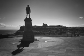 Captain Cook Monument Whitby