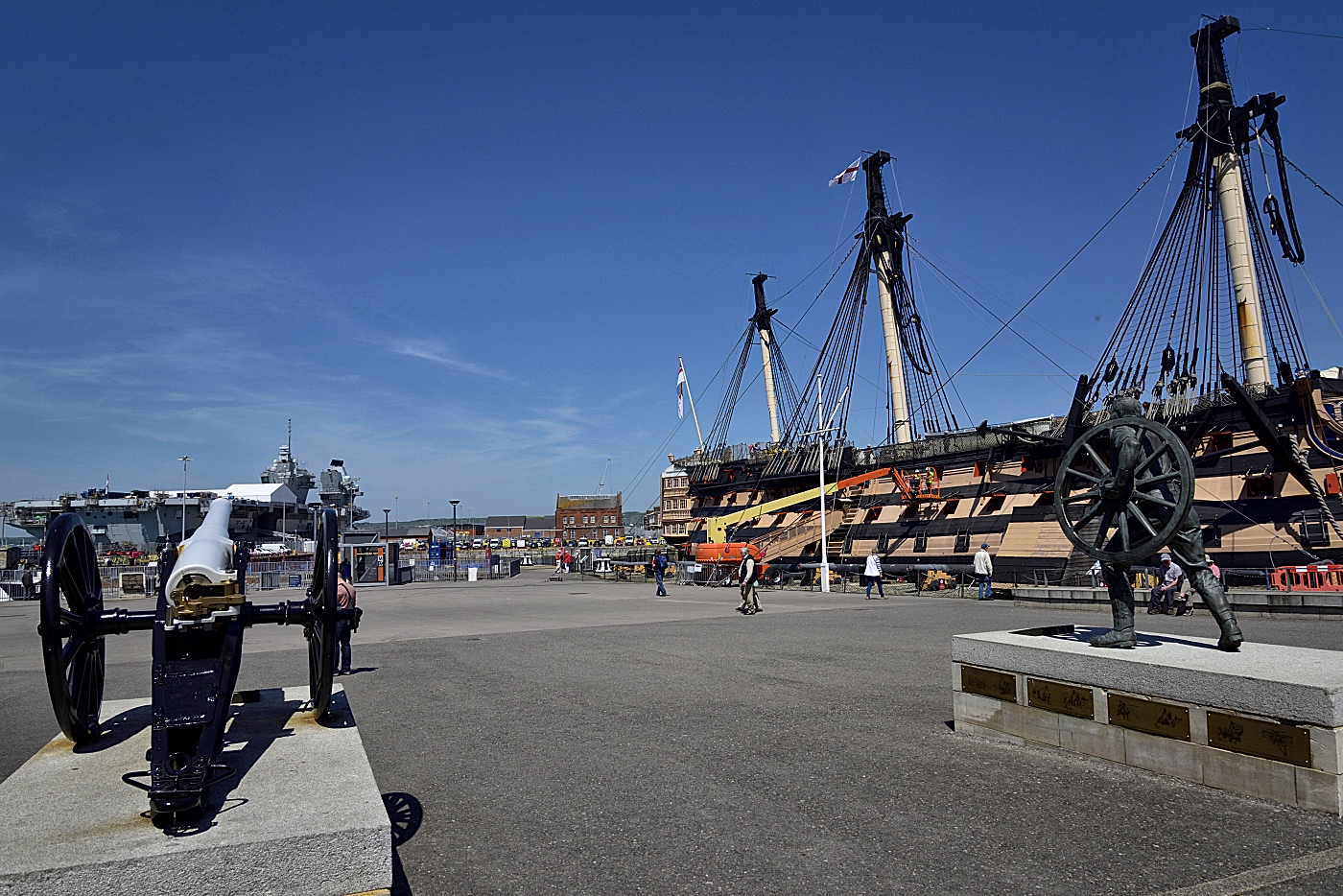 HMS Victory & Royal Dockyards