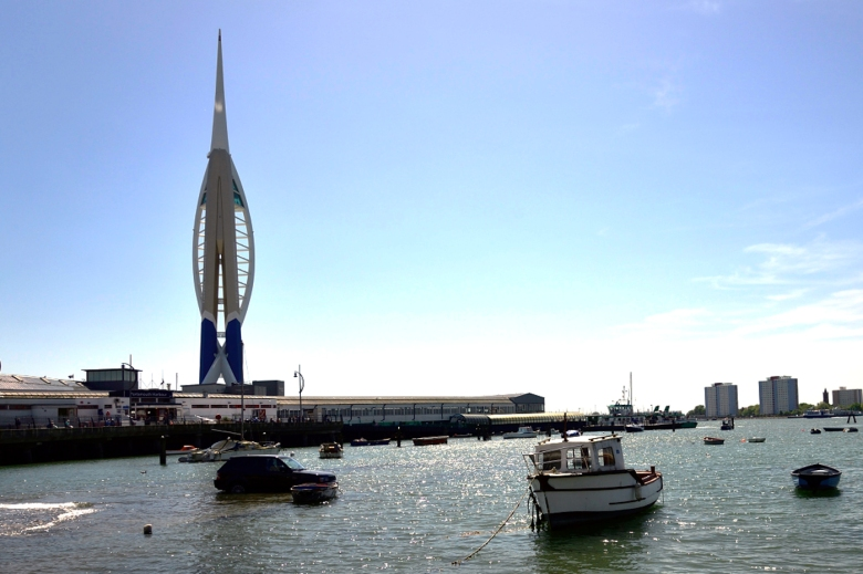 Spinnacker Tower & Royal Dockyard